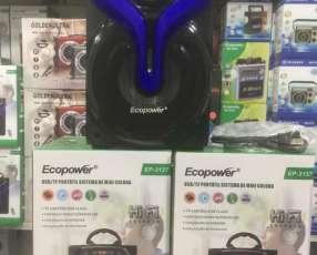 Speaker Ecopower