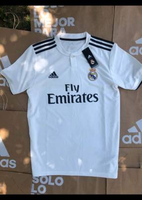 Casaca del Real Madrid