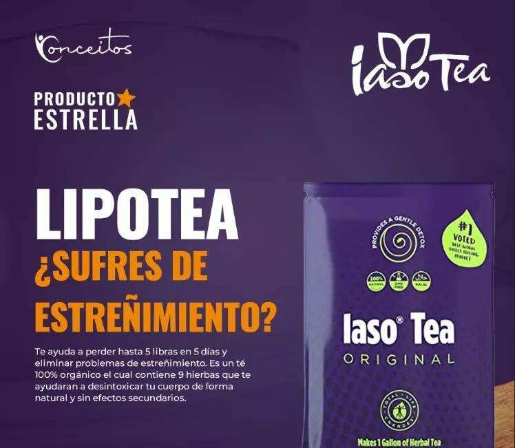 Te adelgazante Iaso Tea - 0
