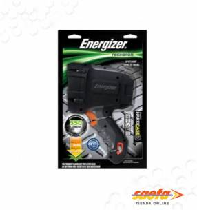 Linterna Energizer hard case recargable led