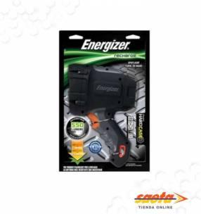 Linterna Energizer hard case recargable led