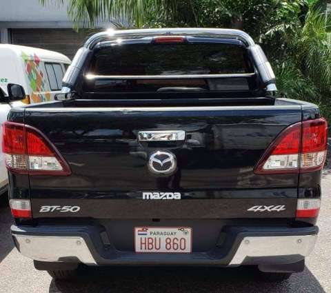 Mazda bt50 2019 motor 3.2 turbo diésel intercooler automático 4x4