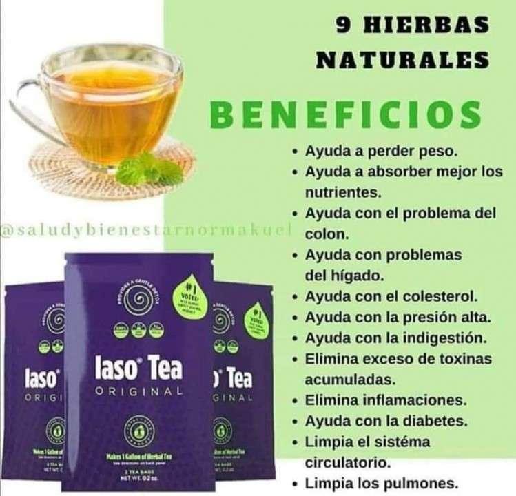 Te adelgazante Iaso Tea - 1