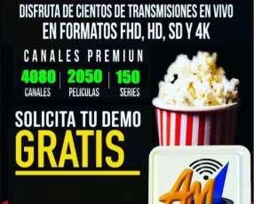 Cuentas IPTV
