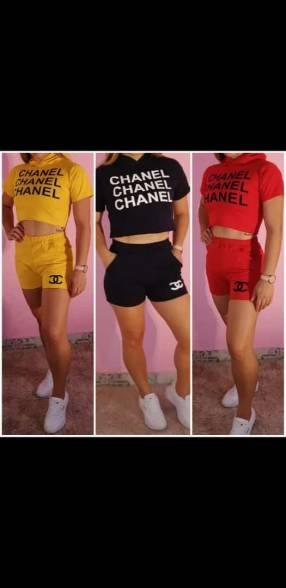 Conjunto para dama Chanel