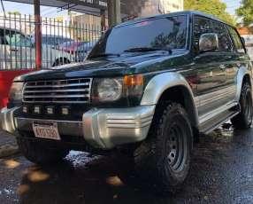 Mitsubishi Montero 1998 diésel mecánico 4x4