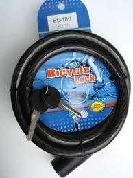 Candado cadena con llave para bicicleta - 2