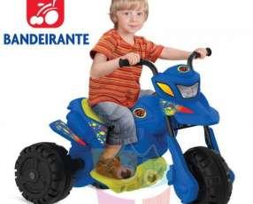 Moto Eléctrica Azul Bandeirante - 2700 XT3