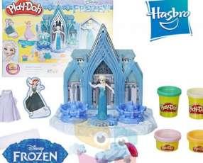 Fuente Mágica Disney Frozen Play-Doh Hasbro
