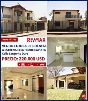 Casa en Capiata
