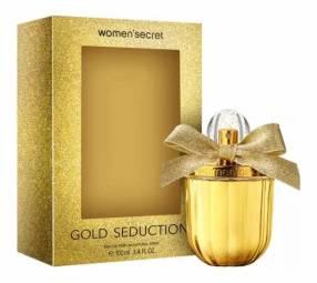 Perfume para mujer GOLD SEDUCTION Eau de Parfum 100 ML