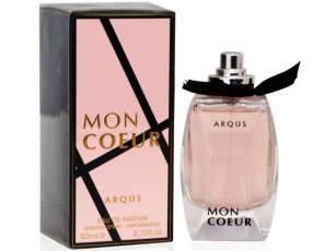 Perfume Arqus Mon Coeur Women Eau de Parfum 100 ml