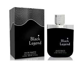 Perfume Sniff Black Legend men Eau de Toilette 100 ml