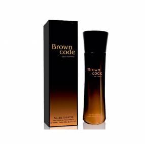 Perfume para hombre SNIFF BROWN CODE Eau de Toilette 100 ML