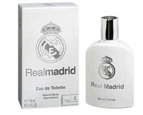 Perfume Real Madrid Eau de Toilette 100 ml