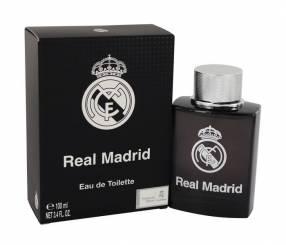 Perfume para hombre REAL MADRID BLACK Eau de Toilette 100 ML