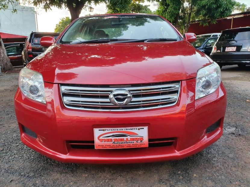 Toyota Corolla Axio 2008 - 0