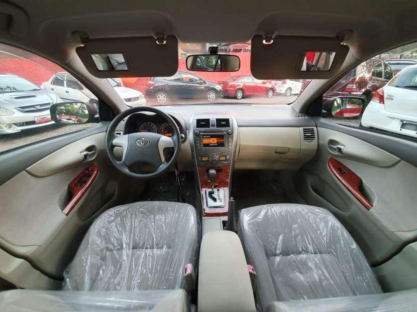 Toyota Corolla Axio 2008 - 3