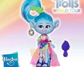 Muñecas Glamour Trolls World Tour Hasbro