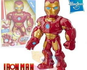Muñeco Iron Man 25 cm Hasbro Mega Mightiest Heroes