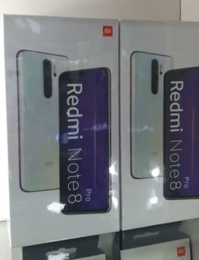 Redmi Note 8 pro 128 gb nuevo
