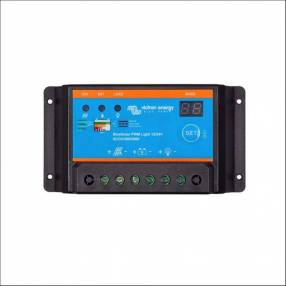 Controlador de carga PWM-Light 12V 24V 10A Victron Energy
