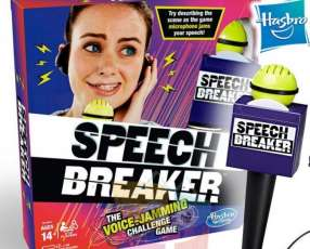 Speech Breaker Hasbro