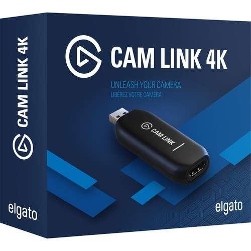 Capturadora de video Elgato Cam Link 4K usb digital 10GAM990 - 0