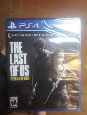 The Last Of Us para PS4