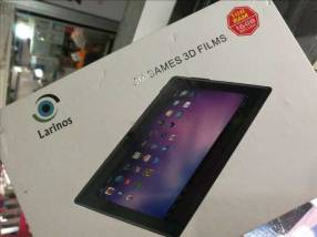 Tablet Larinos de 16 gb