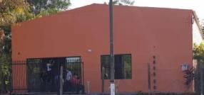 Tinglado a estrenar zona Hospital Nacional de Itauguá