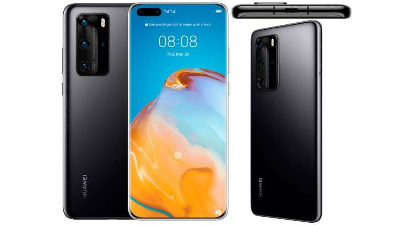 Huawei P40 Pro 256 gb - 1