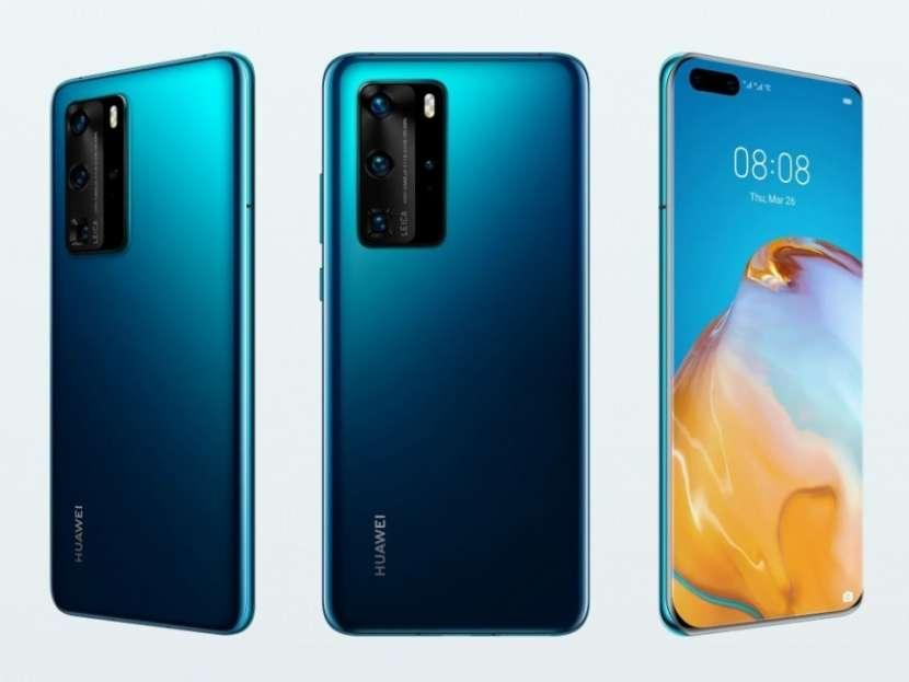 Huawei P40 Pro 256 gb - 2
