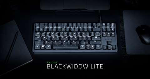 Teclado Mecánico Razer BlackWidow Lite