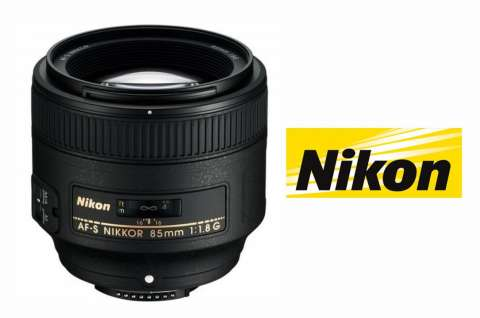 Lente Nikon FX 85mm F/1.8 G