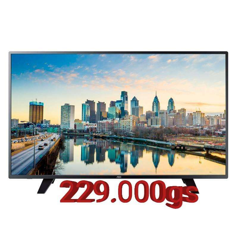AOC Smart TV de 49 pulgadas - 0