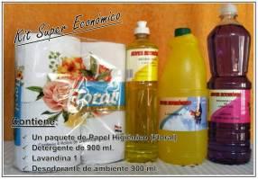 Kit economico de limpieza :