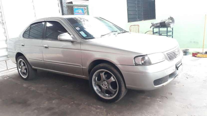 Nissan b15 - 0