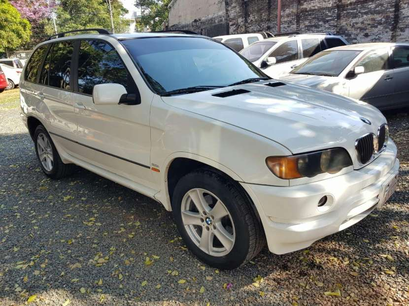 BMW X5 2003 - 5