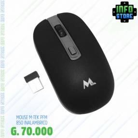 Mouse inalámbrico M-TEK