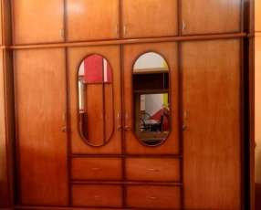 Ropero Mobi de 4 puertas con espejo externo o interno