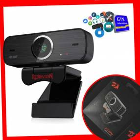 Webcam redragon gw-800 hitman 1080p fhd