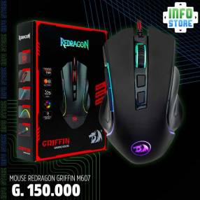 Mouse Redragon M607 gaming Griffin