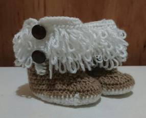 Botitas de lana