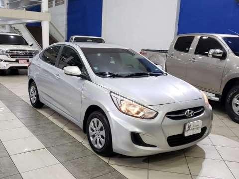 Hyundai Accent 2017 financiado