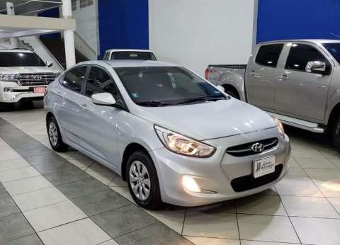 Hyundai Accent 2016 financiado