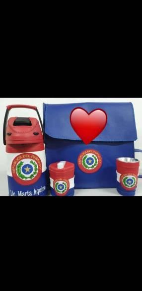 kit de materos Paraguay