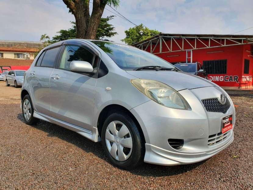 Toyota New vitz 2006 - 2