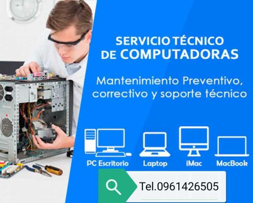 Servicio técnico celulares y computadoras - 1