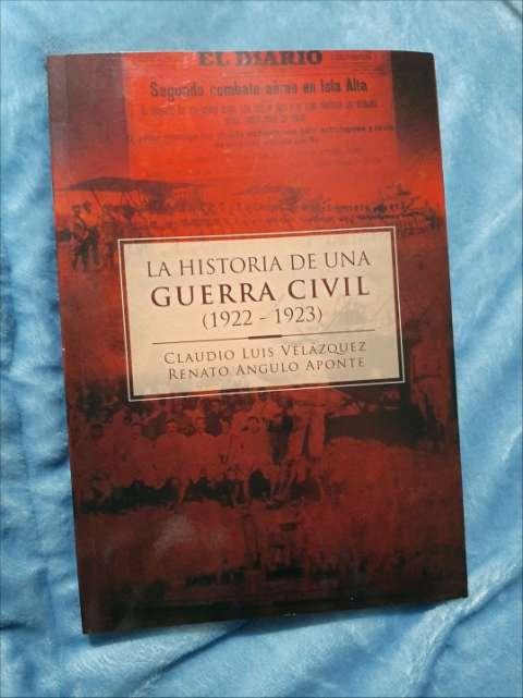 Libro La Historia de una Guerra Civil